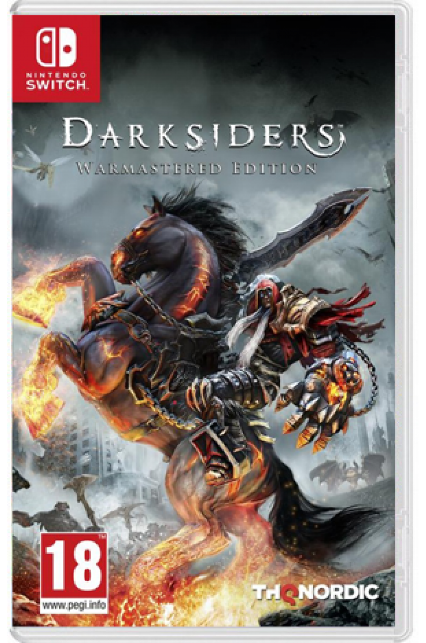 Darksiders Warmastered Edition (Русская версия) [Nintendo Switch]