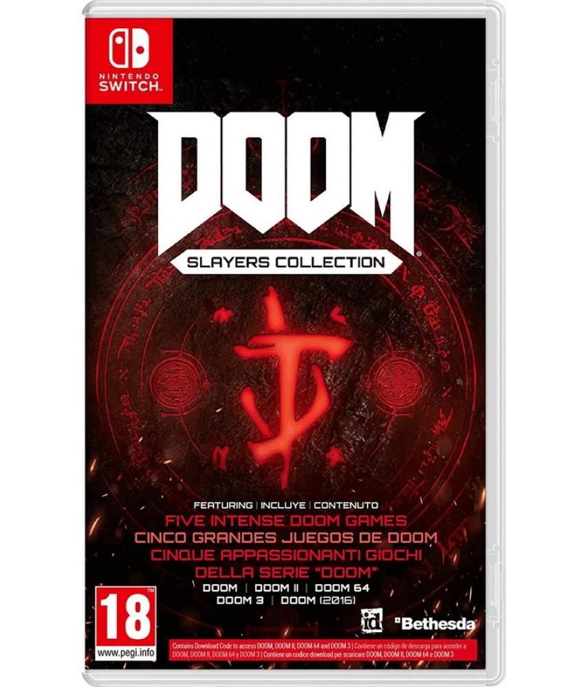 DOOM - Slayers Collection (Русская версия) [Nintendo Switch]