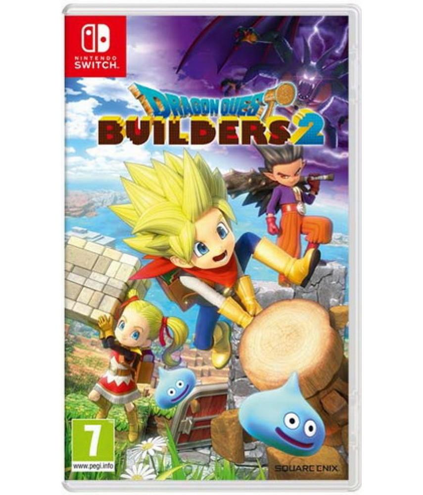 Dragon Quest Builders 2 [Nintendo Switch]