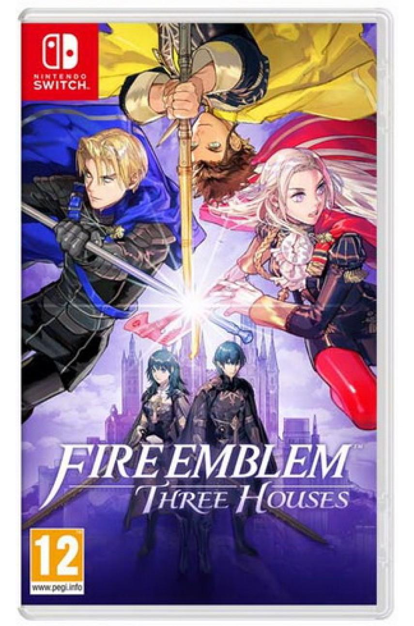 Fire Emblem: Three Houses [Nintendo Switch]