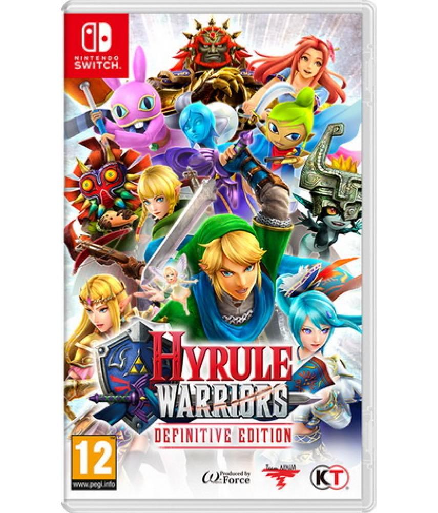 Hyrule Warriors Definitive Edition [Nintendo Switch]