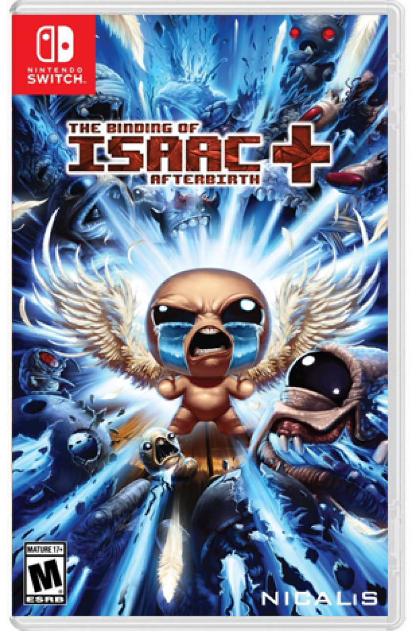 Binding of Isaac: Afterbirth+ [Nintendo Switch]