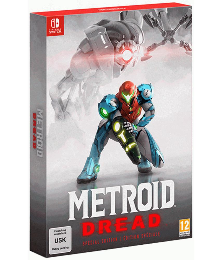 Nintendo Switch игра Metroid Dread - Особое издание (Русская версия)