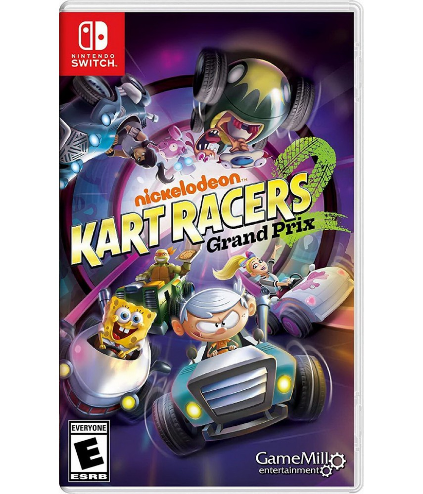 Nickelodeon Kart Racers 2: Grand Prix [Nintendo Switch]