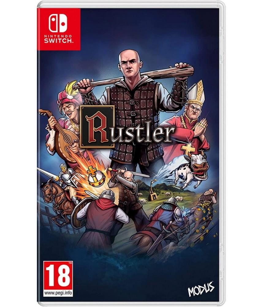 Rustler (Русская версия) [Nintendo Switch]
