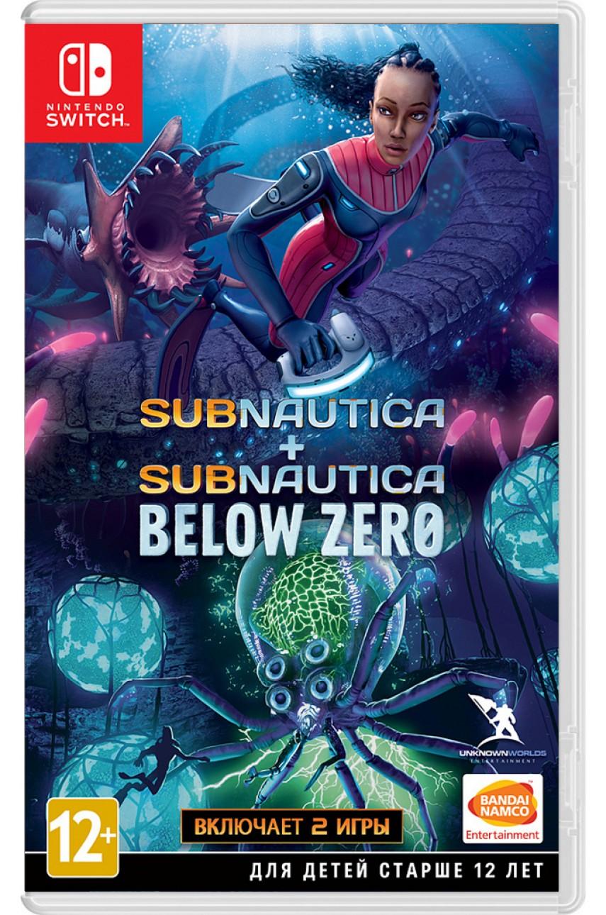 Subnautica + Subnautica: Below Zero (Русские субтитры) [Nintendo Switch]
