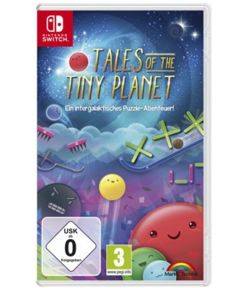 Tales of the Tiny Planet [Nintendo Switch]