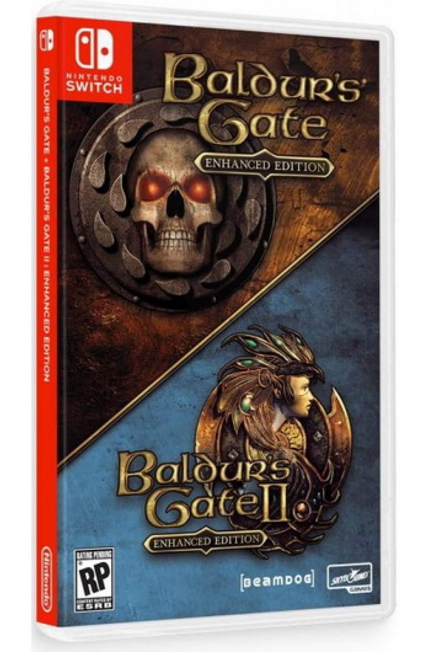 Baldurs Gate Enhanced Edition (Русская версия) [Nintendo Switch]