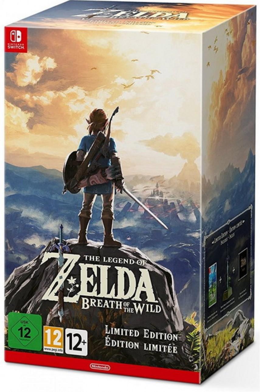 Legend of Zelda: Breath of the Wild Special Edition (Русская версия) [Nintendo Switch]