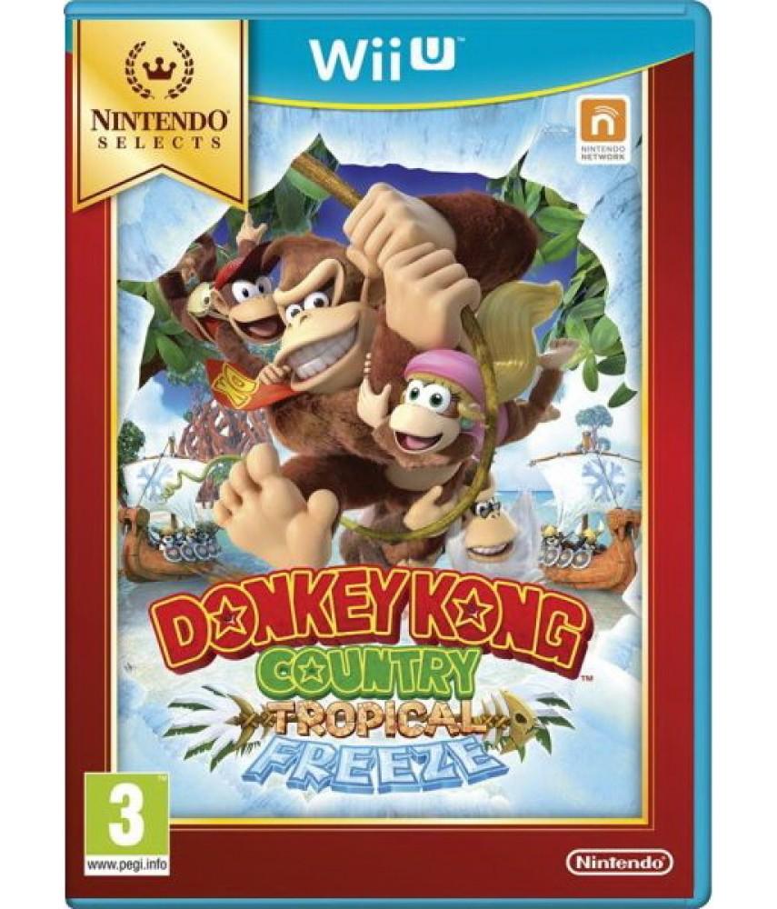 Donkey Kong Country: Tropical Freeze [Wii U]