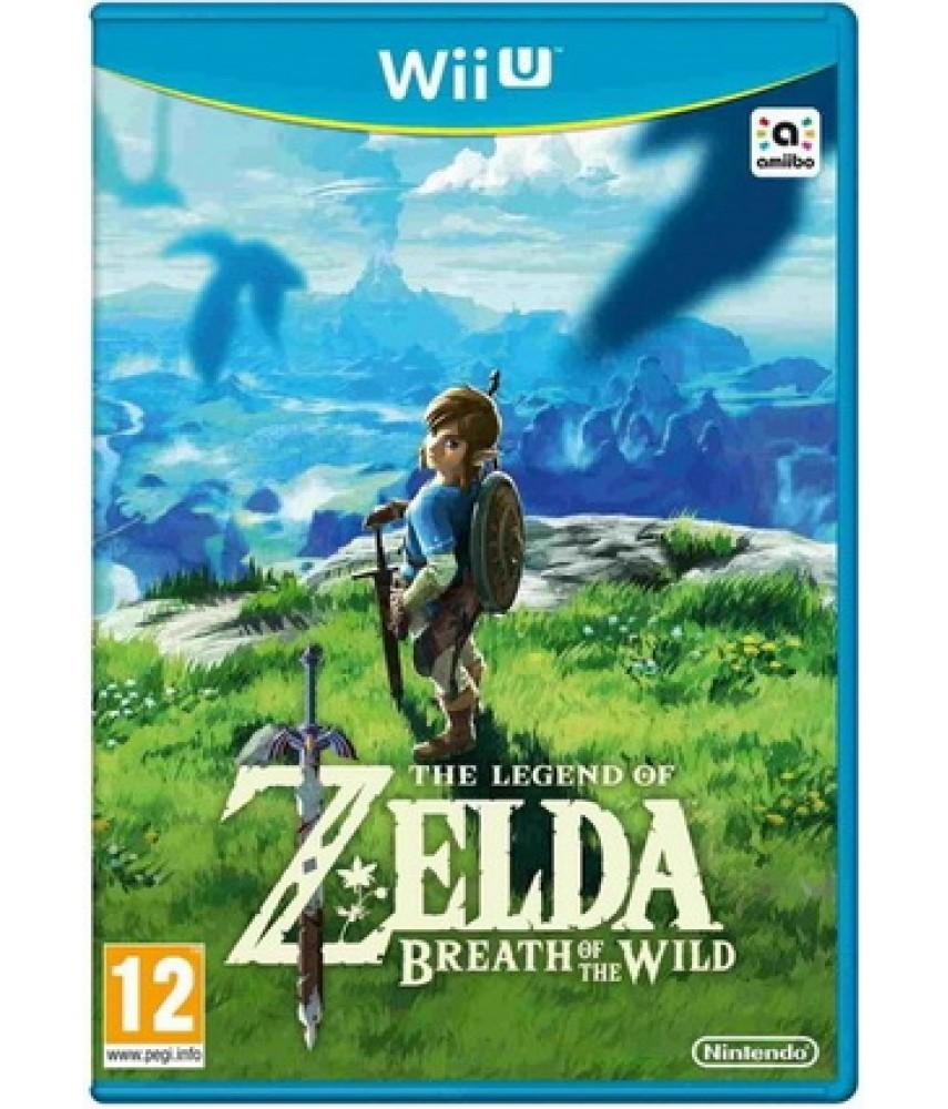 Legend of Zelda: Breath of the Wild (Русская версия) [Wii U]