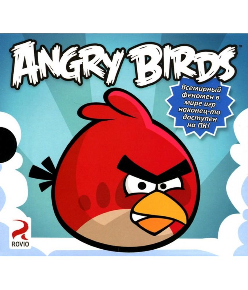 Angry Birds [PC, Jewel]