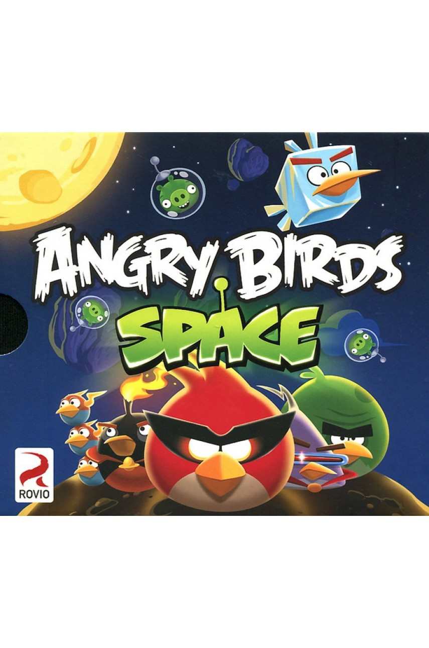 Angry Birds Space [PC, Jewel]