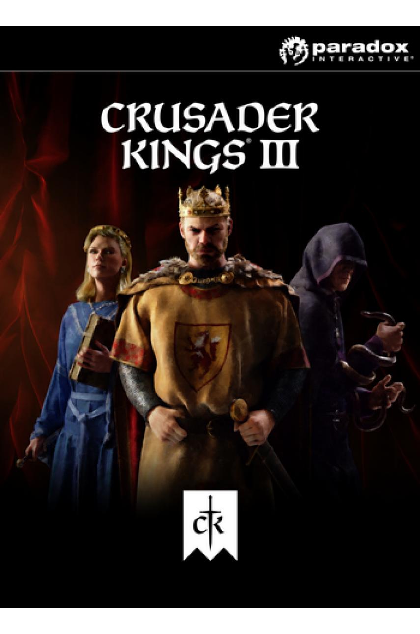 Crusader Kings III (Русские субтитры) [PC, Box]