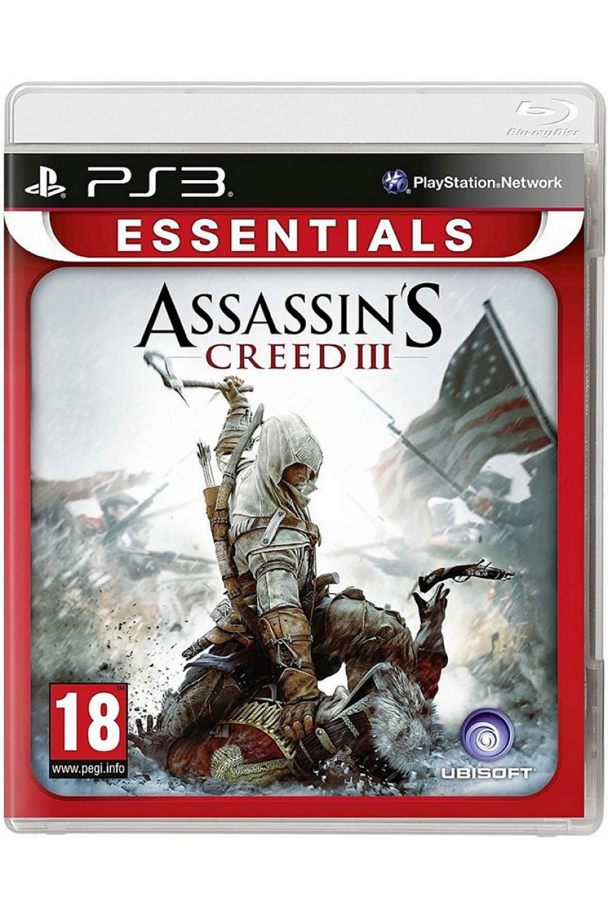 Assassin's Creed 3 (III) [PS3]