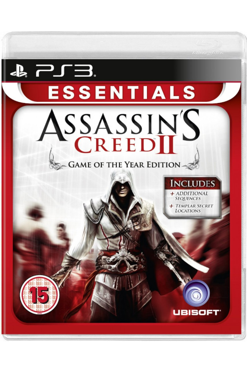 Assassin's Creed 2 (II) Game of the Year Edition [PS3]