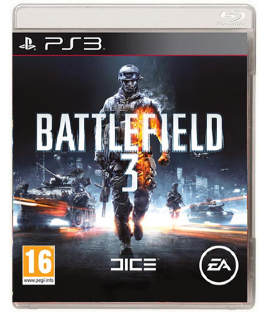 Battlefield 3 (Русская версия) [PS3]