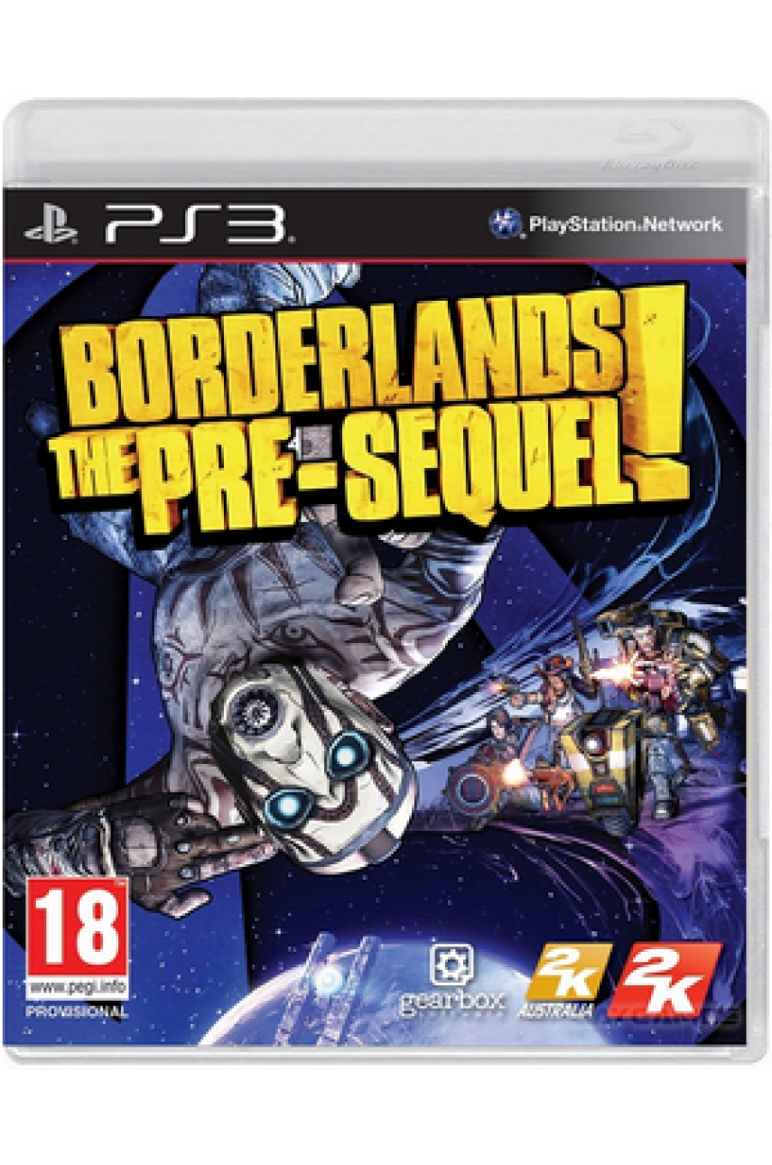 Borderlands: The Pre-Sequel [PS3]