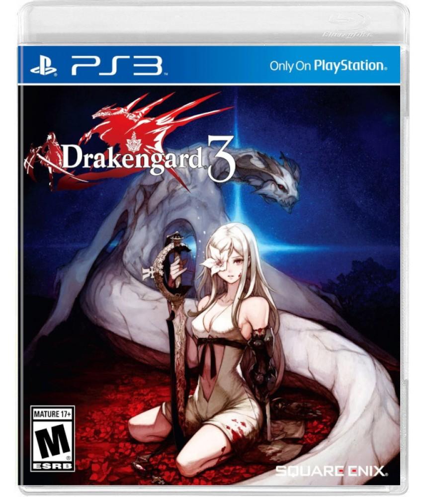 PS3 игра Drakengard 3 (US ver.)