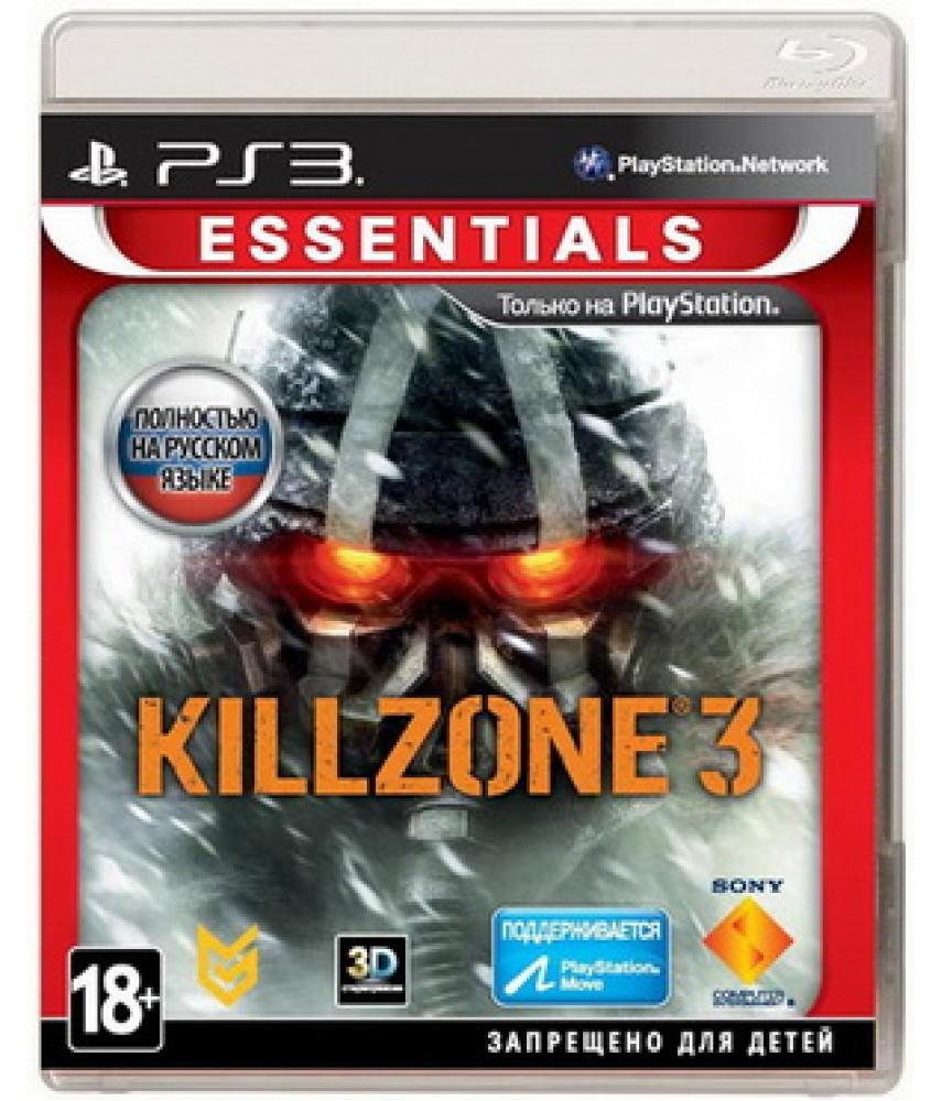 Killzone 3 (Русская версия) [PS3]