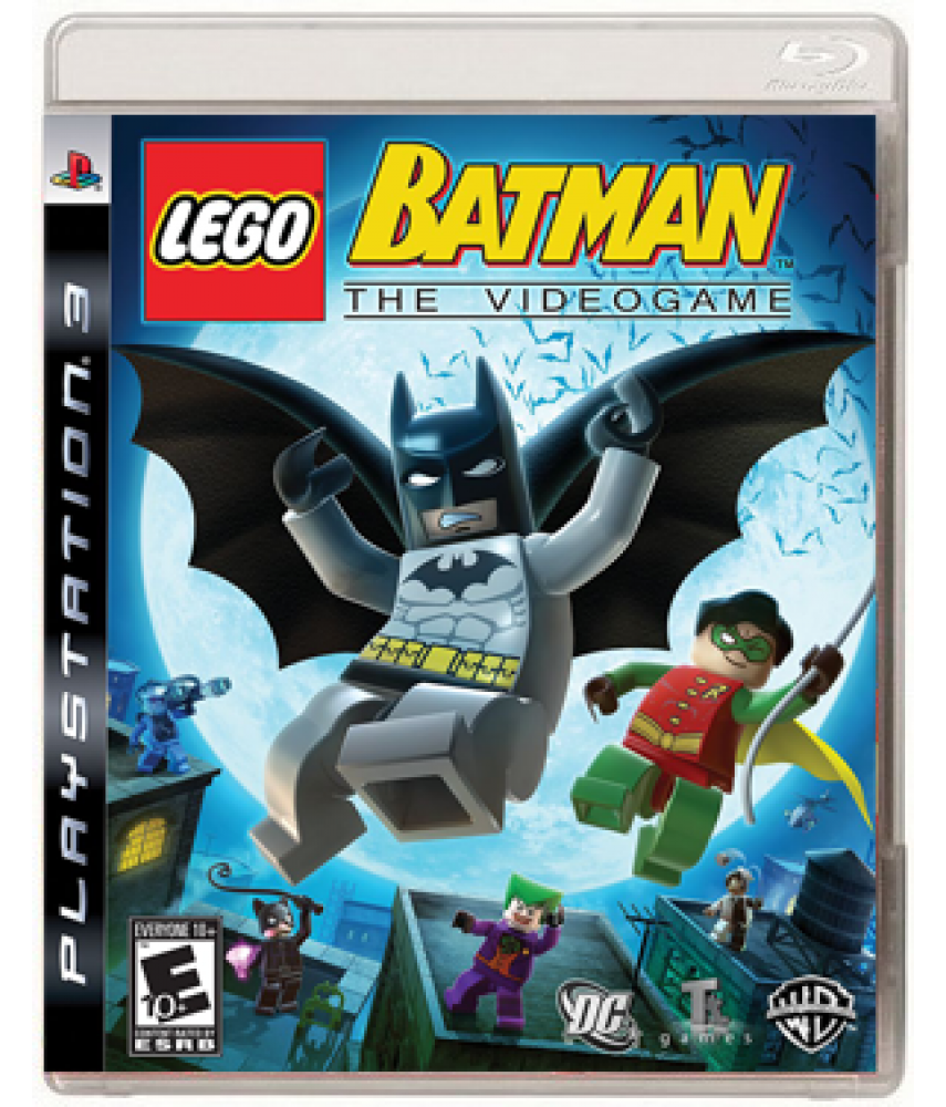 LEGO Batman the Videogame [PS3]