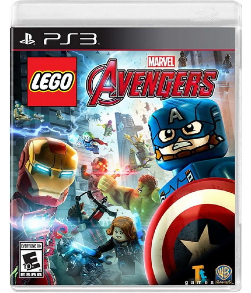 LEGO Marvel Avengers [PS3]