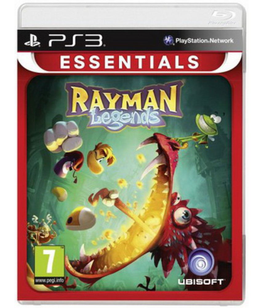 Rayman Legends [PS3]