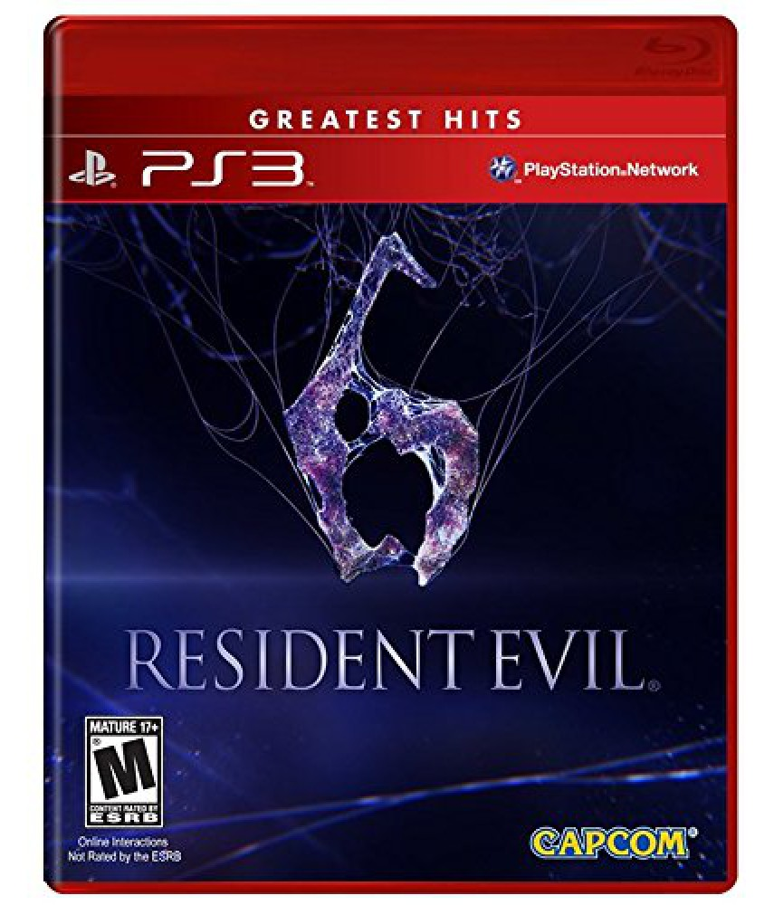 Resident Evil 6 (Русские субтитры) [PS3]
