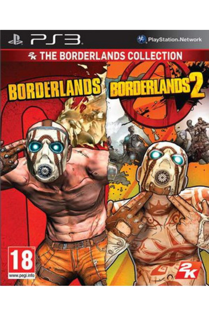 Borderlands Collection (1+2) [PS3]