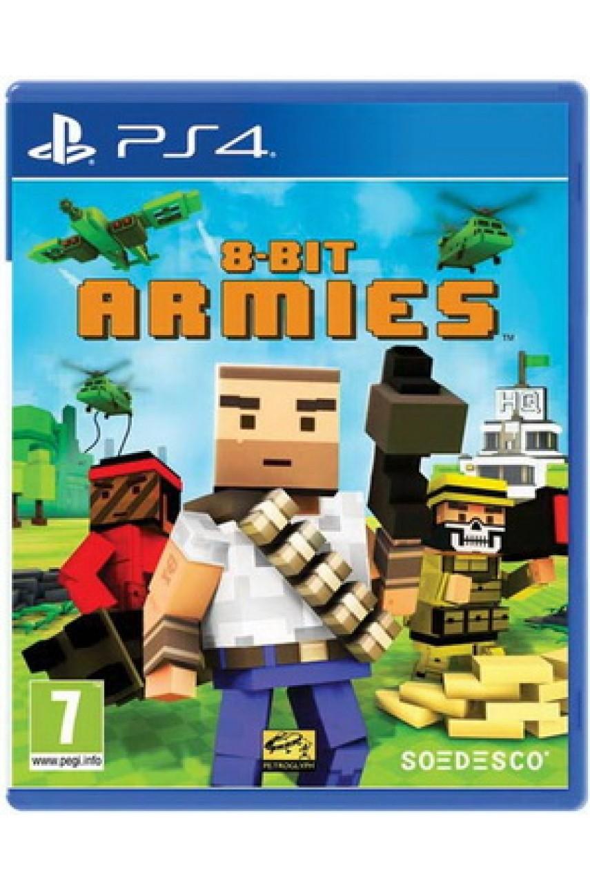 8-Bit Armies (Русские субтитры) [PS4]