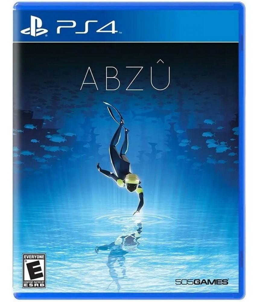 ABZU (Русские субтитры) [PS4] (US ver.)