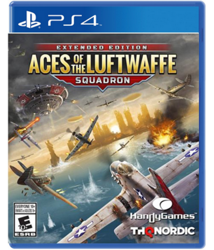 Aces of The Luftwaffe - Squadron Extended edition [PS4]