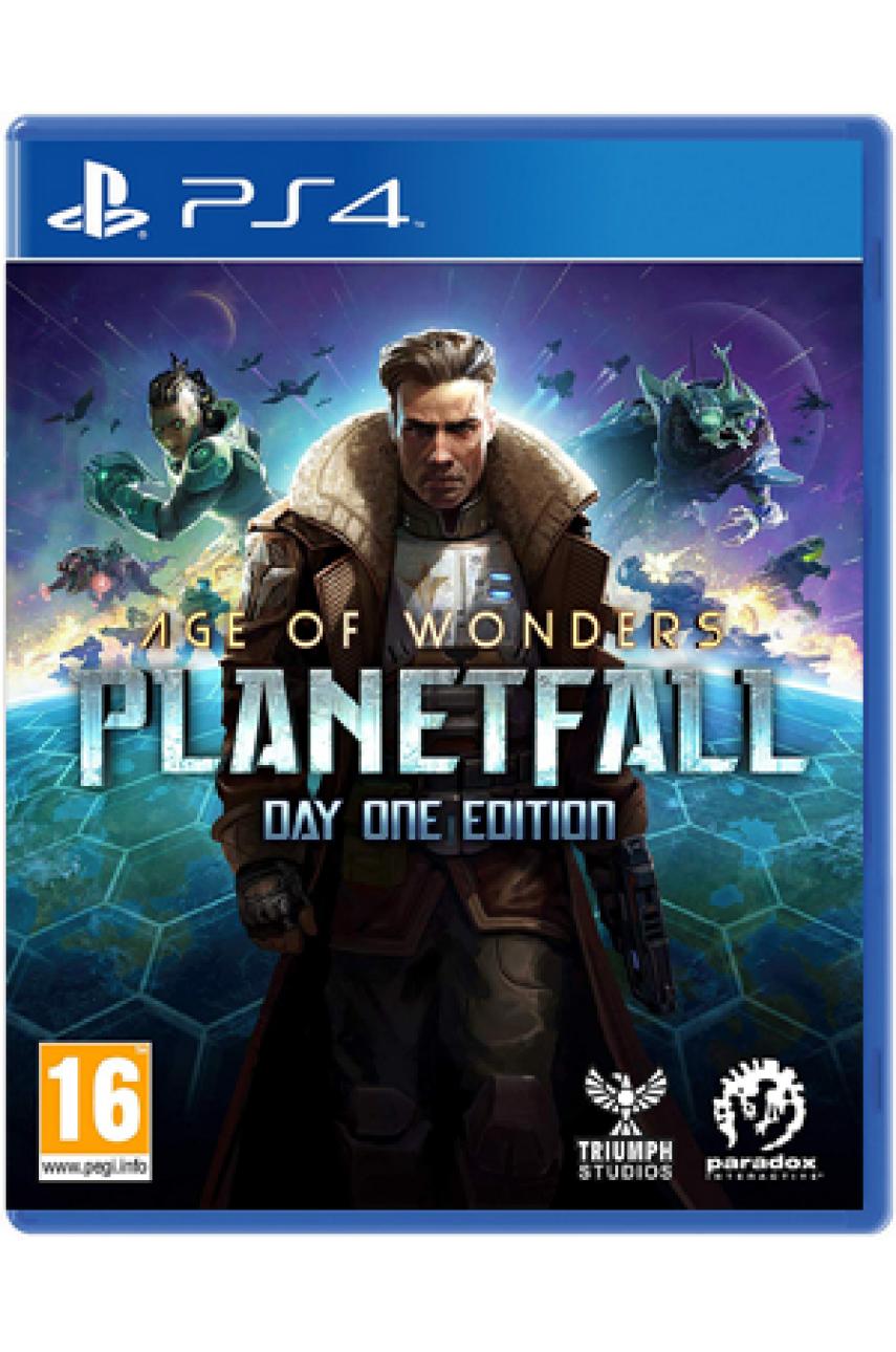 Age of Wonders Planetfall (Русские субтитры) [PS4]