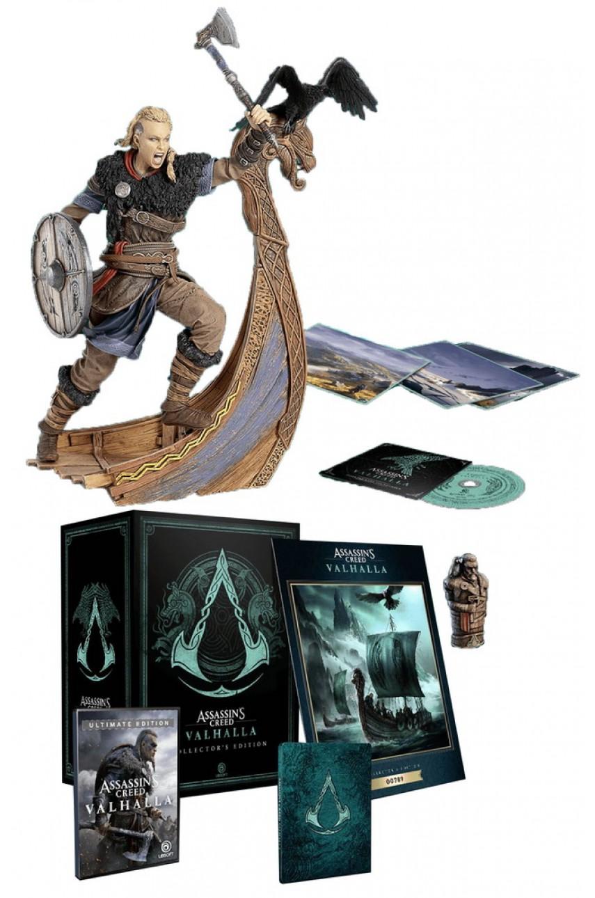 Assassin's Creed Вальгалла Коллекционное издание (без игры)