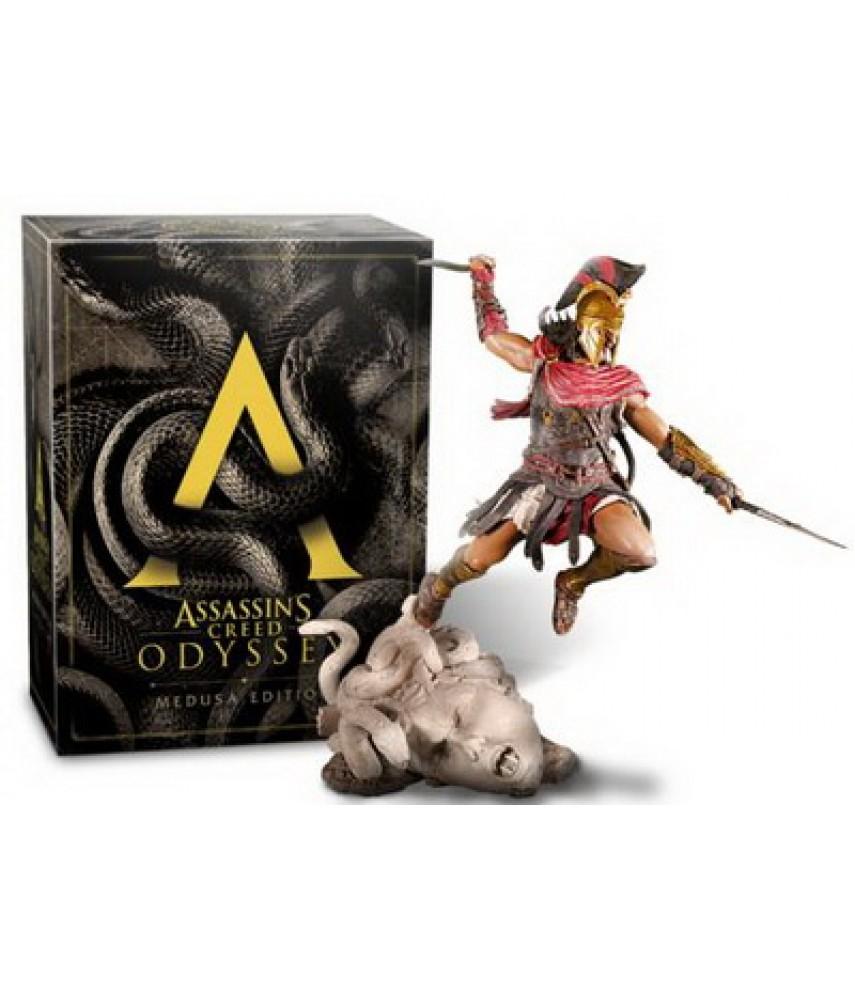 Assassin's Creed: Одиссея - Medusa Edition (Русская версия) [PS4]