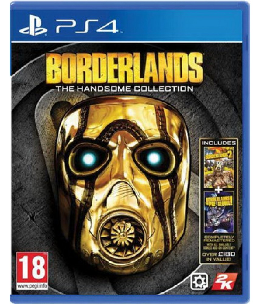 Borderlands: The Handsome Collection [PS4] - US