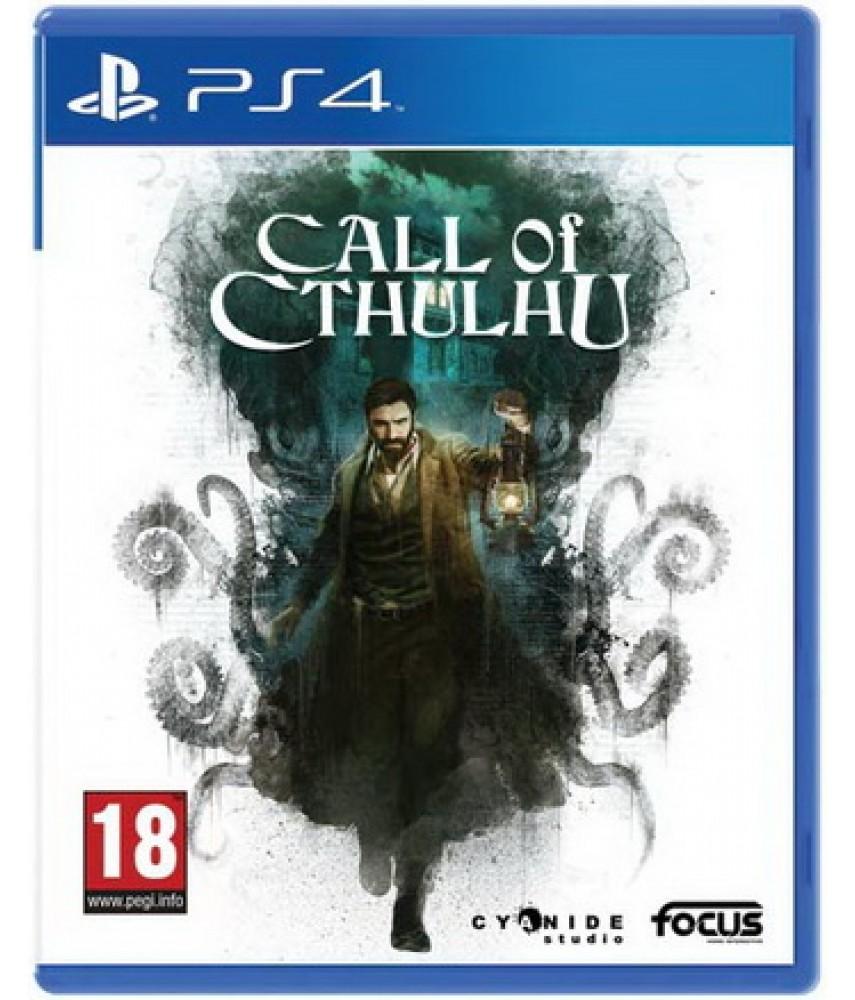 Call of Cthulhu (Русские субтитры) [PS4]