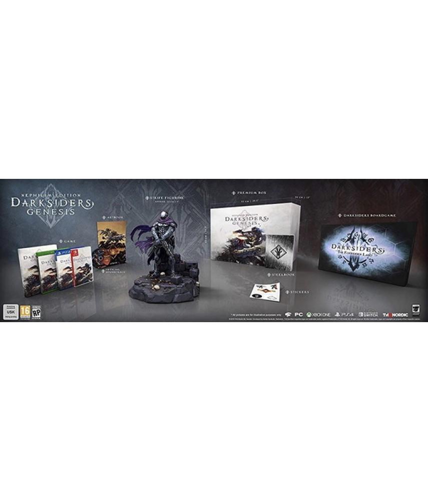 Darksiders Genesis Nephilim Edition (Русская версия) [Xbox One]