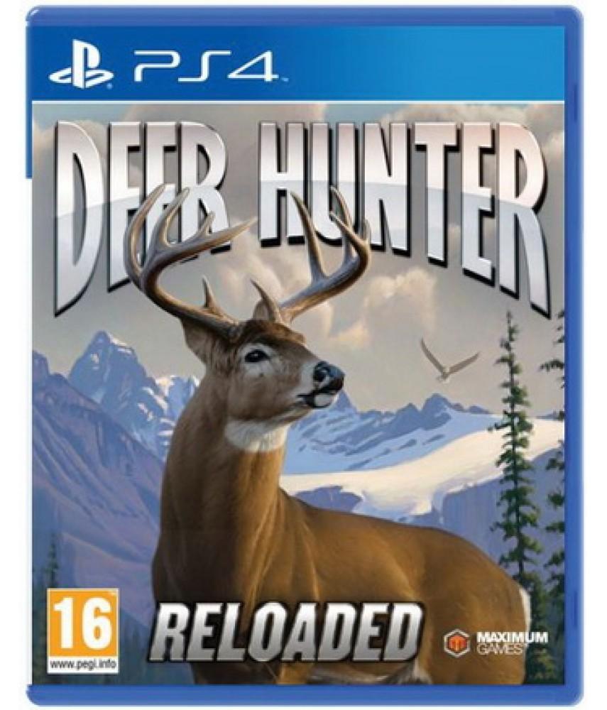 Deer Hunter Reloaded [PS4]