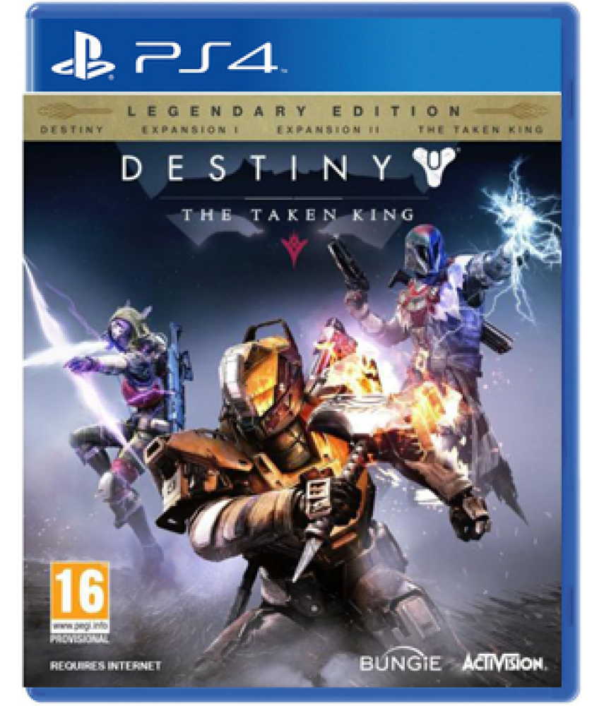 Destiny The Taken King - Legendary Edition [PS4]