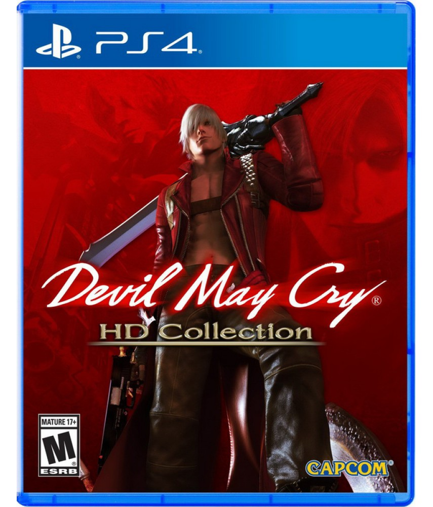Devil May Cry HD Collection [PS4] (US ver.)
