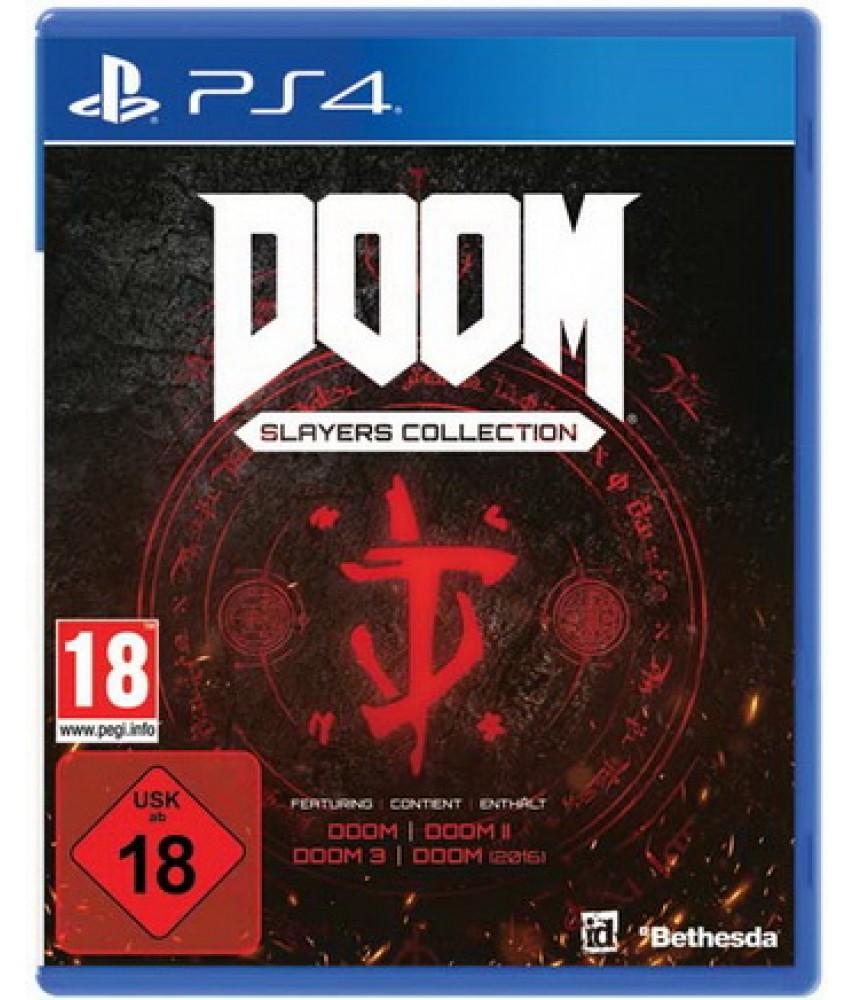 DOOM - Slayers Collection (Русская версия) [PS4]