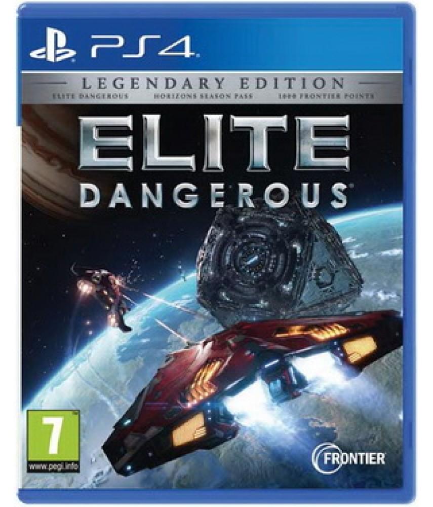Elite Dangerous Legendary Edition [PS4]