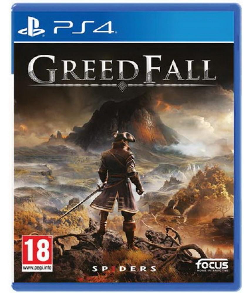 GreedFall (Русские субтитры) [PS4]