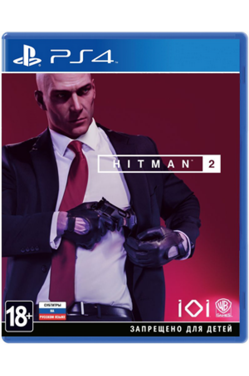 Hitman 2 (Русские субтитры) [PS4]