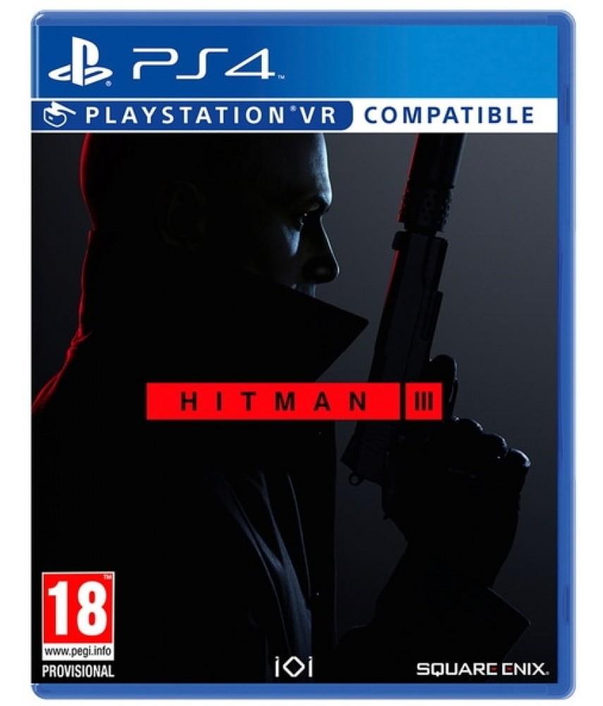 Hitman 3 [PS4]