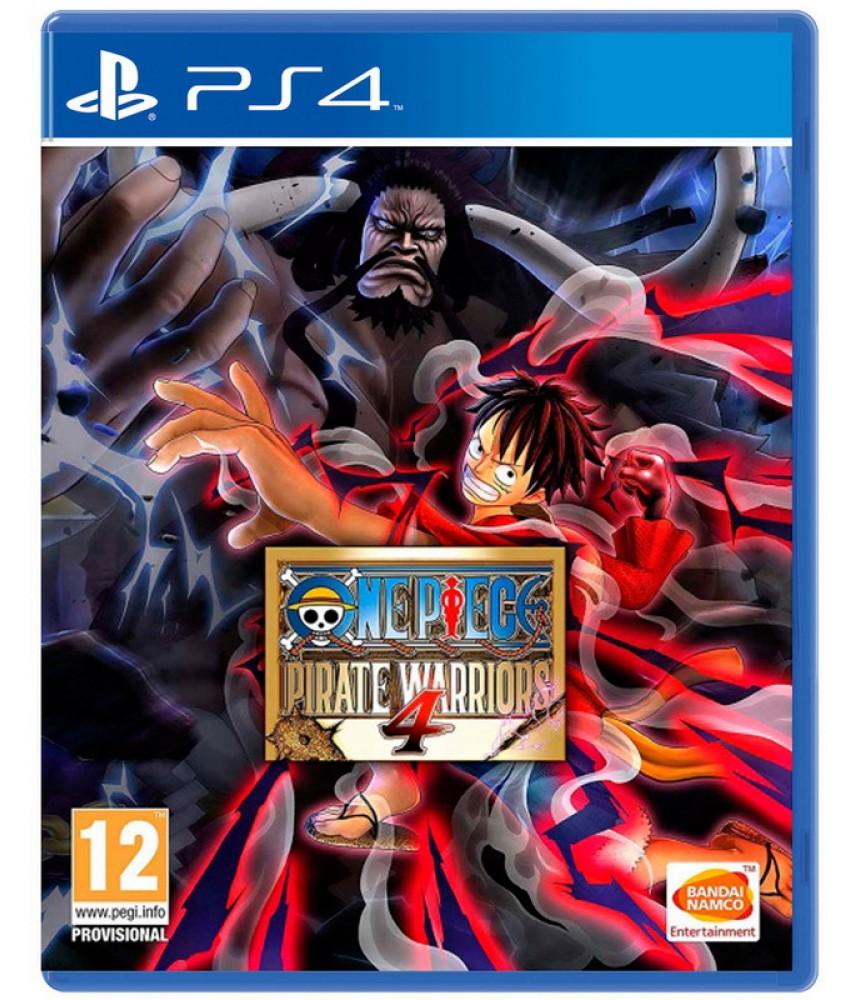 One Piece Pirate Warriors 4 (Русские субтитры) [PS4]
