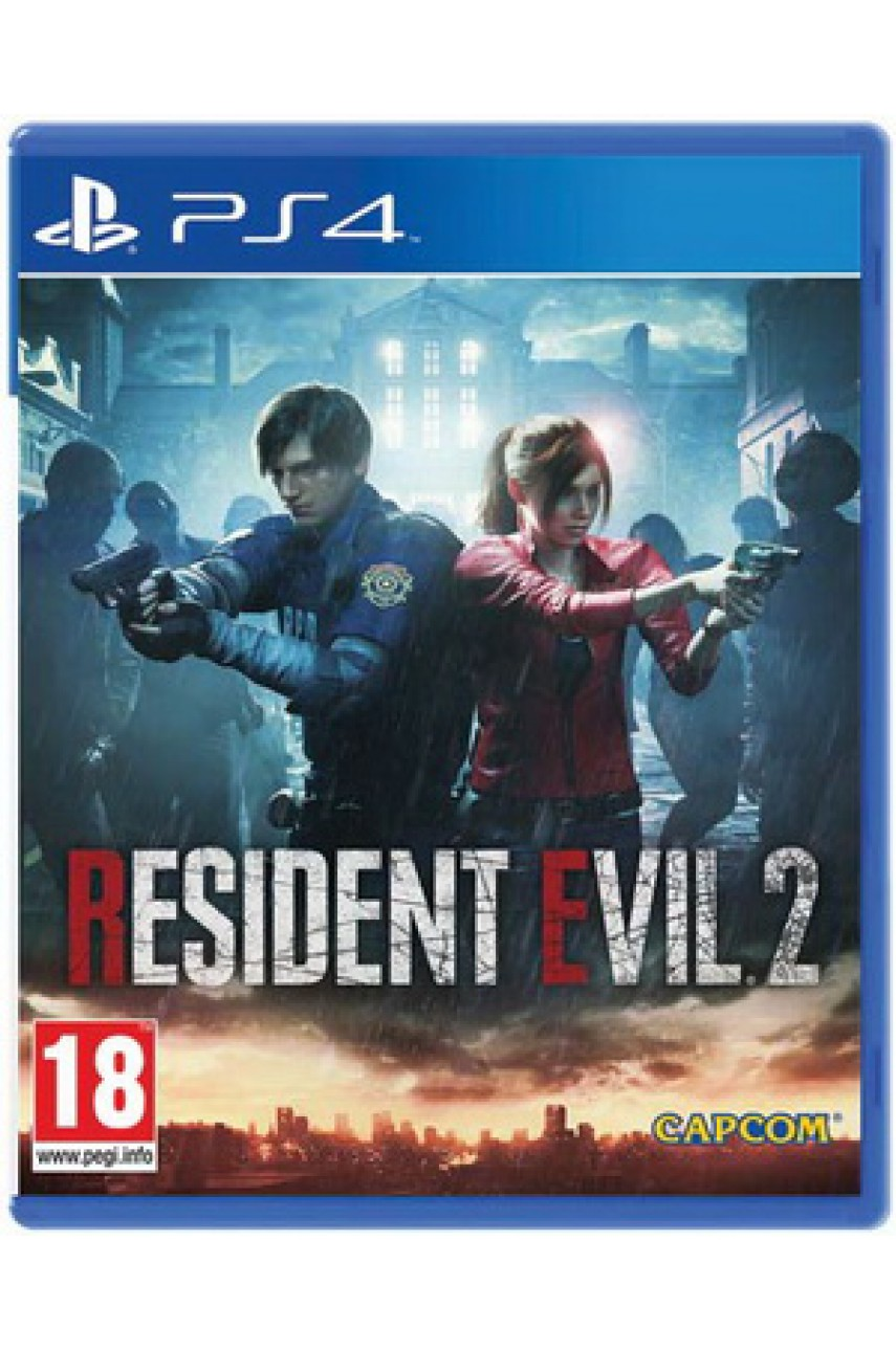 Resident Evil 2 Remake (Русские субтитры) [PS4]