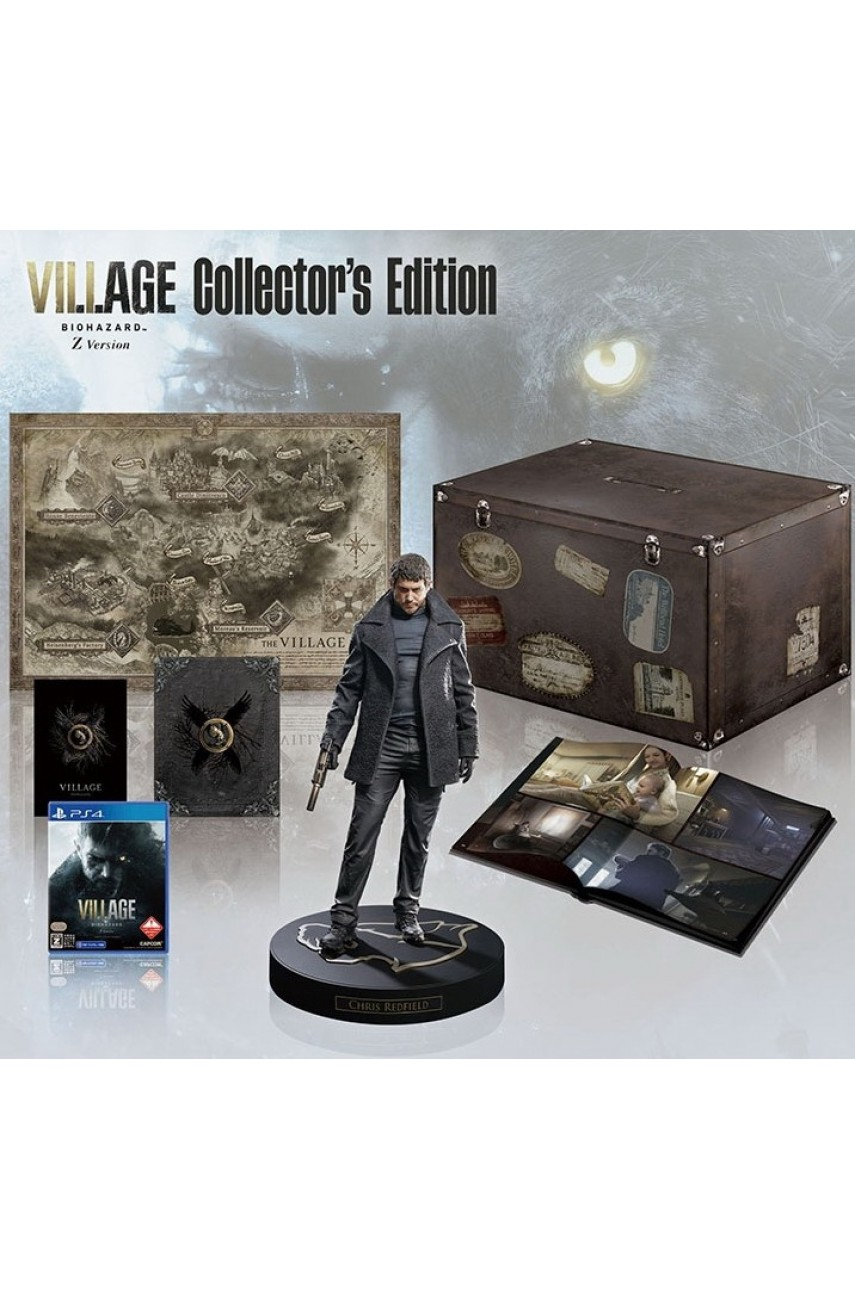 Resident Evil Village. Collector's Edition (Русская версия) [PS4]