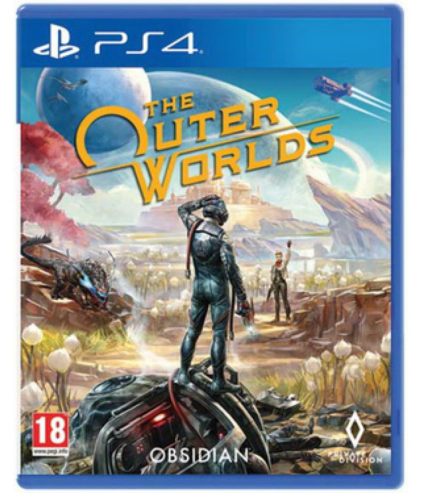 The Outer Worlds (Русские субтитры) [PS4]